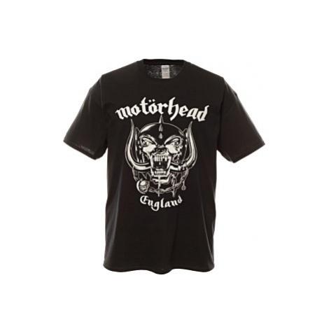 Triko Motorhead černé
