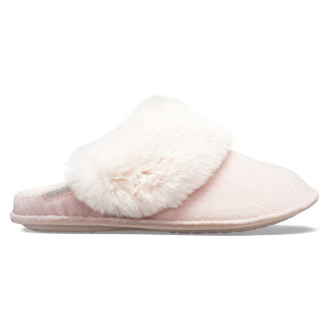 Crocs Classic Luxe Slipper RsD - Rose Dust