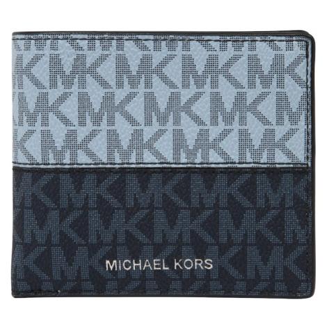 Michael Kors Peněženka světlemodrá / tmavě modrá