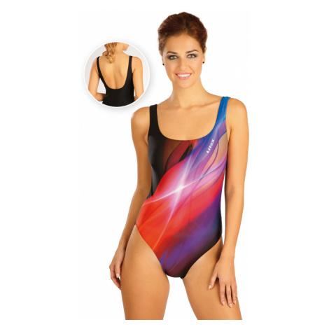LITEX Jednodílné sportovní plavky. 57481