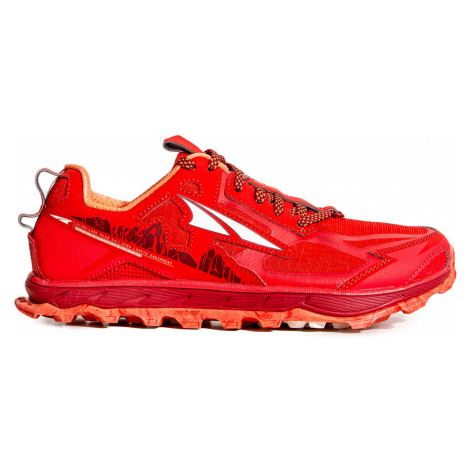 Běžecké boty Altra LONE PEAK 4.5 červená