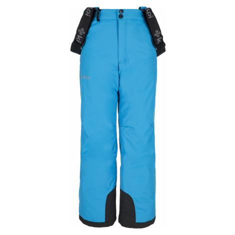 KILPI Chlapecké lyžařské kalhoty MIMAS-JB NJ0017KIBLU Modrá