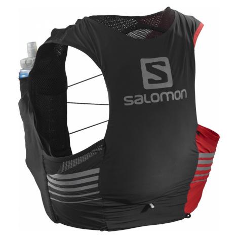 Batoh Salomon SENSE 5 SET LTD Edition M - černá/červená
