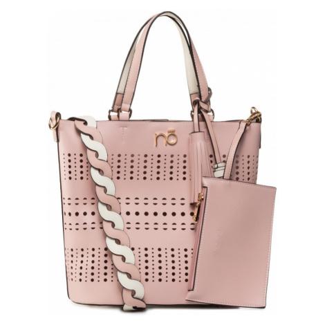 Dámská kabelka NOBO růžová NBAG-I0160-C004
