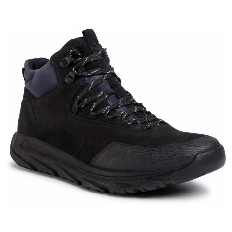 Kotníková obuv LASOCKI FOR MEN - MI07-A983-A813-10 Black
