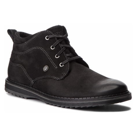 Kotníková obuv LASOCKI FOR MEN - MB-THOMAS-01 Black