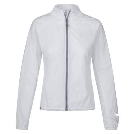 Dámská lehká běžecká bunda KILPI TIRANO-W bílá