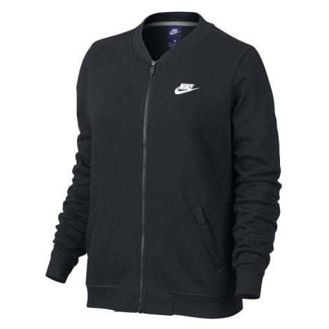 Dámská mikina Nike Sportswear Fleece Černá