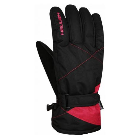 Dámské rukavice HANNAH Pammy anthracite/barberry mel