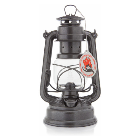 Lampa petrolejová FEUERHAND Baby Special 276 Eternity 25,5 cm SPARKLING IRON