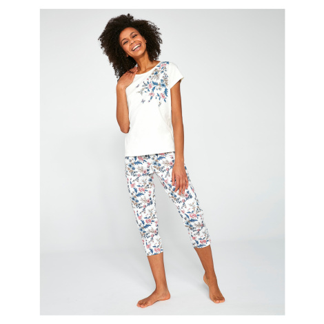 Dámské pyžamo Cornette 670/200 Sophie kr/r