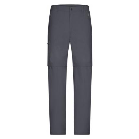 James & Nicholson Pánské outdoorové kalhoty 2v1 JN583