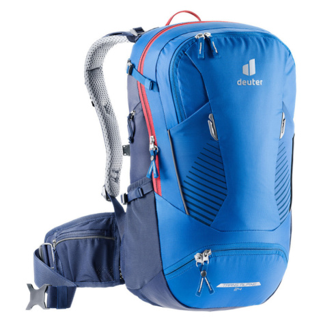 Batoh DEUTER Trans Alpine 24 modrý