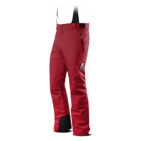 Pánské lyžařské kalhoty TRIMM Derryl red