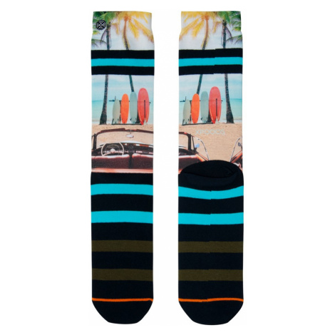 XPOOOS pánské ponožky 60177 - Vícebarevné