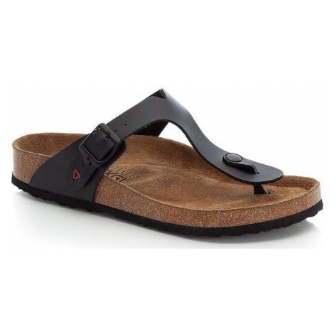 Rieker dámské pantofle V9460-0 Černá
