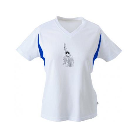 Funkční tričko dámské Freddie Mercury