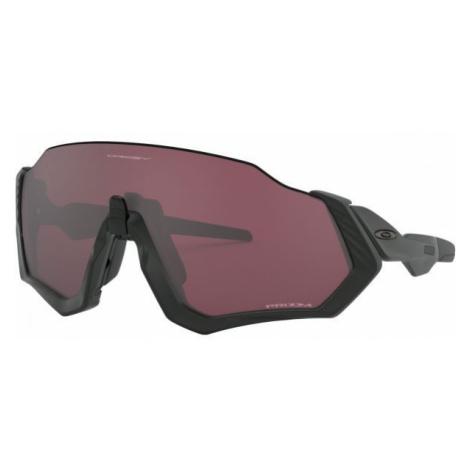 Oakley FLIGHT JACKET černá - Sluneční brýle