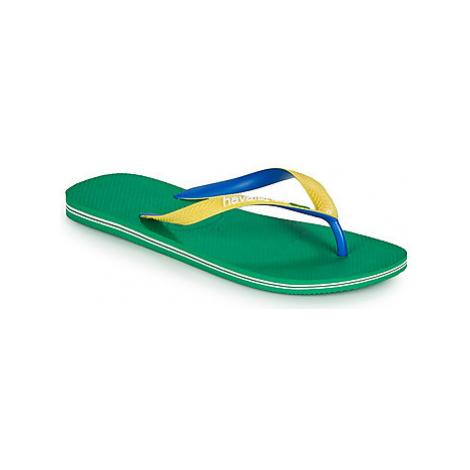 Havaianas BRASIL MIX Zelená