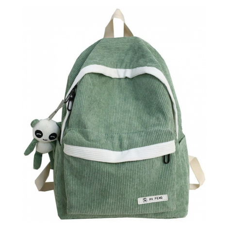 Dámský manšestrový batoh E705 FashionEU