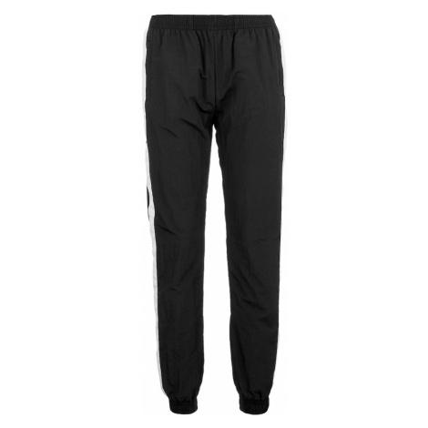 Urban Classics Kalhoty bílá / černá