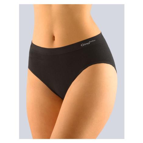 Dámské kalhotky Gina černé (00019)