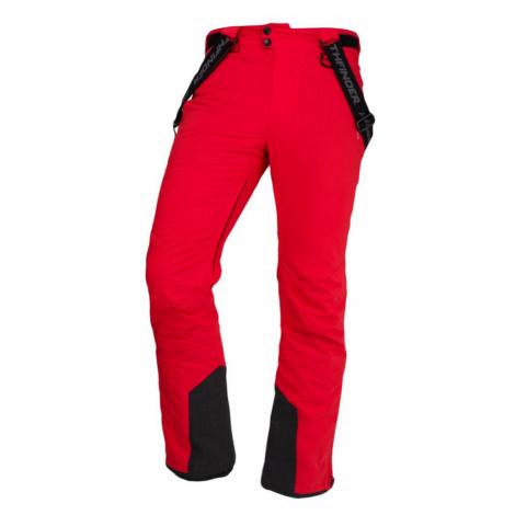 NORTHFINDER WENOL Pánské lyžařské kalhoty NO-3463SNW312 flame