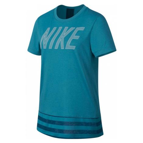 Dětské tričko Nike Dry Training Blue/Force