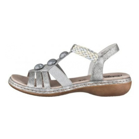 Sandály RIEKER 65939-91