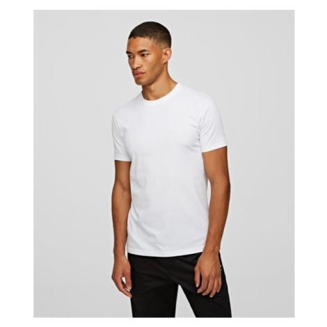 Spodní Prádlo Karl Lagerfeld Crew Neck T-Shirts - Bílá