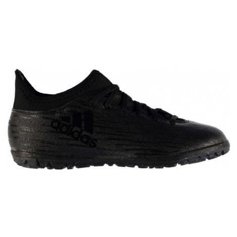 Dětské kopačky Adidas X 16.3 TF Černá