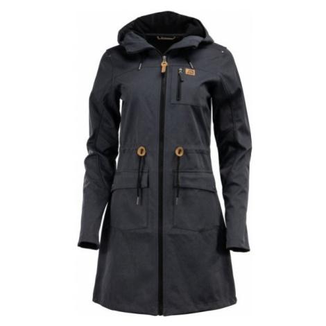 ALPINE PRO GALLERIA 2 - Dámský softshellový kabát