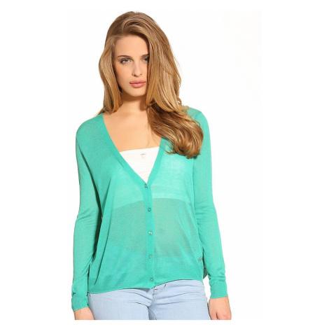 GUESS dámský svetr zelený