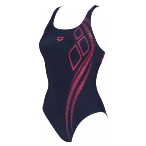 Plavky Arena W spirit swim - modrá