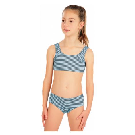 LITEX Dívčí plavky kalhotky bokové 57557