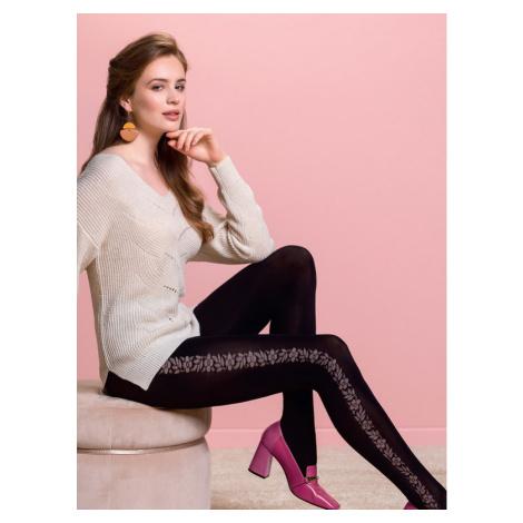 Dámské punčochové kalhoty Gabriella 365 Iris 5XL