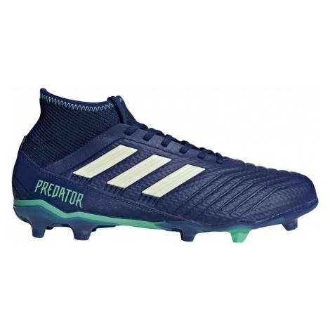 Kopačky Adidas Predator 18.3 FG Modrá / Zelená