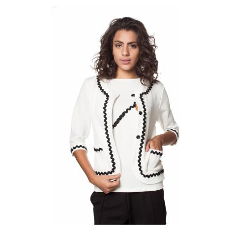 Mamatayoe Lima kabátek bílý