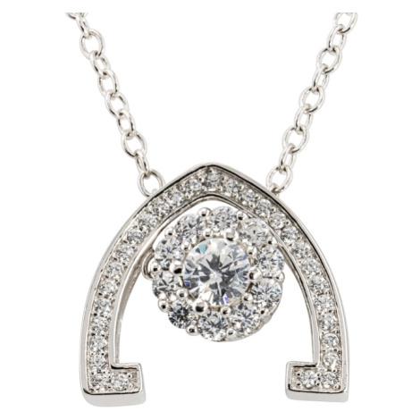 Linda's Jewelry Bižuterní řetízek s přívěskem Podkova INH054