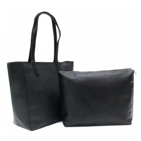 Černý dámský kabelkový set 2v1 Meryl Tapple