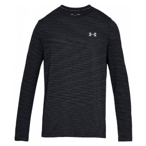 Under Armour VANISH SEAMLESS LS černá - Pánské tričko s dlouhým rukávem