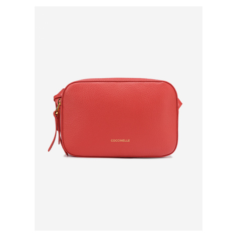 Lea Cross body bag Coccinelle Červená