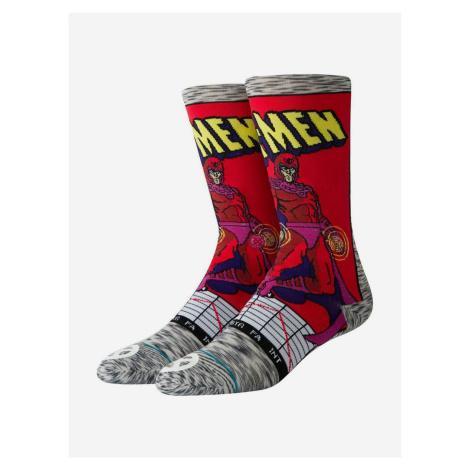 Ponožky Stance Magneto Comic Grey Barevná