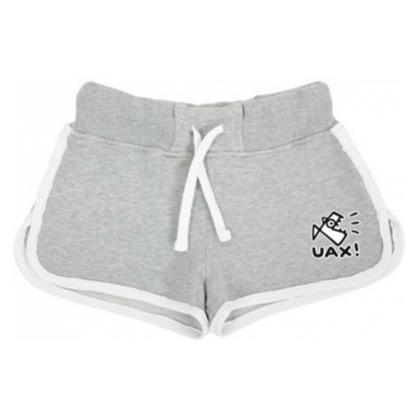 Šortky Uax Logo Uax melange