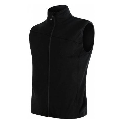 Pánská vesta SENSOR Merino Extreme černá