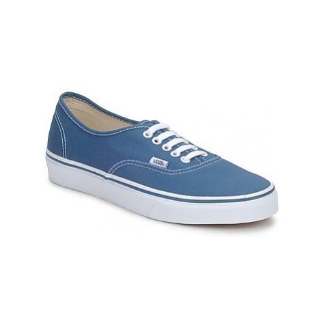 Vans AUTHENTIC Modrá