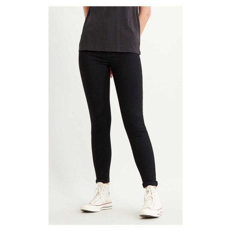 Levi´s® jeans Mile High Super Skinny Black Galaxy dámské černé