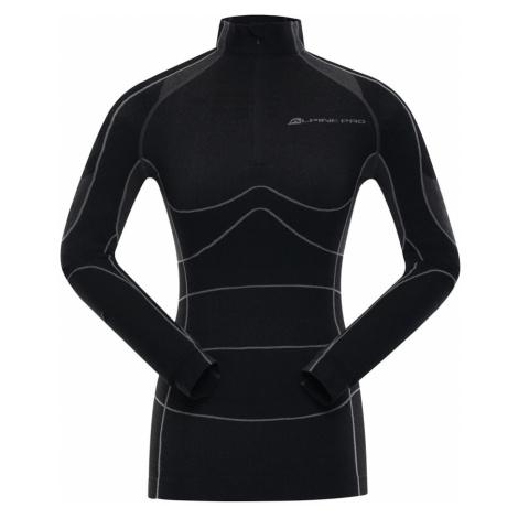ALPINE PRO PEIROSA 2 Dámské funkční triko LUNK032990 černá