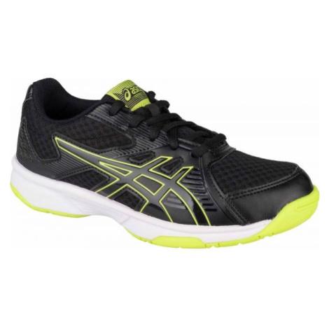 Asics UPCOURT 3 GS černá - Dětská sálová obuv