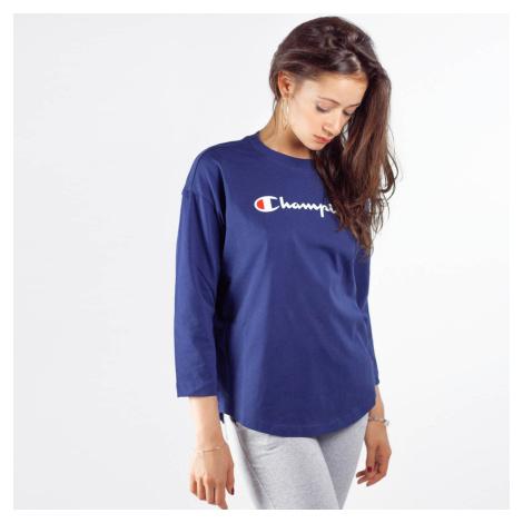Tmavě modré tričko s 3/4 rukávy Rochester Champion